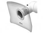 ALSIDENT - 1-753324-5 - ESD flat hood DN75 / 330 x 240 mm, white, WL36403