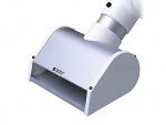ALSIDENT - 1-5010-5 - Extraction nozzle DN 50/L = 100 mm, WL41682