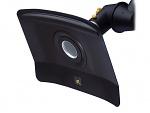 ALSIDENT - 1-50-3324-6 - ESD flat hood DN50 / black, 330 x 240 mm, WL36672