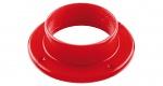 ALSIDENT - 4-50-13-2-4 - Flange for bracket, D: 50 mm / red, WL23066