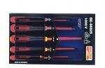 BAHCO - BE 9882S (Set) - IEC screwdriver set (5), WL17835