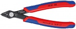 KNIPEX - 78 81 125 - Electronic Super-Knips, fine side cutters, WL34555