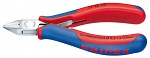 KNIPEX - 77 42 130 - Electronic side cutter, WL17963