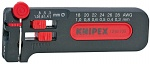 KNIPEX - 12 80 100 SB - Mini wire stripper 100 mm, WL27017