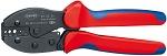 KNIPEX - 97 52 50 - PreciForce® crimping tool burnished 220 mm, WL27515