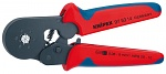 KNIPEX - 97 53 14 - Self-adjusting crimping pliers, for wire end ferrules with side entry, WL27706