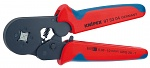 KNIPEX - 97 53 04 - Self-adjusting crimping pliers, for wire end ferrules with side entry, WL27704