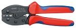 KNIPEX - 97 52 36 - PreciForce® crimping tool burnished 220 mm, WL27703
