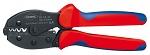 KNIPEX - 97 52 33 - PreciForce® crimping tool burnished 220 mm, WL27701