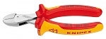 KNIPEX - 73 06 160 - X-Cut compact side cutter, WL27690