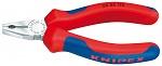 KNIPEX - 08 05 110 - Mini Combination Pliers, WL30826