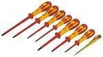 C.K - 49193 - Screwdriver set, VDE (8), WL27444