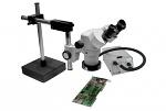 4H JENA - OI 300.03.XXX.44UBK - Inspection device MICRO-500 44U.B/K, with universal stand, WL22427