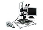 4H JENA - OI 300.XX.XXX.CAM - Inspection device MICRO-300 Cam, with sliding table, WL19744