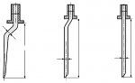 HELLERMANN TYTON - VA2,5/5 Mendrals size 2.5/5 - Mandrels for widening pliers, 2.5/5, WL12807