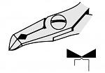 EREM - 2482E - ESD diagonal end cutter, WL23088