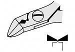 EREM - 2404E - ESD diagonal end cutter, WL23086