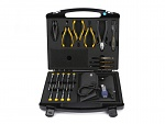"BERNSTEIN - 2280 - ESD PROFI-Set ""TRENDY"", with 18 tools and Handling Set, WL43158"