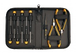 "BERNSTEIN - 2270 - Service set ""ACCENT"" with 9 tools, WL43157"