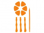 BERNSTEIN - 2-129 - Plastic opener lifting tool orange, WL43166
