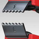 KNIPEX - 15 19 006 - 1 pair of spare blades for 15 11 120 Ø 0,6 mm, WL46078