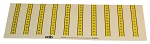 CAB - 8910014 - Positioning strips, PCB magazine, WL10752