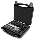 BERNSTEIN - 4-910 - Bit set 47 pcs., with repair tools, in plastic case with foam insert, WL43237