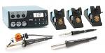 WELLER - T0053368870N - 3-channel soldering and desoldering station, 400 W, WL27812
