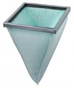 WELLER - T0058735924 - fleece filter for Zero Smog 4V, Zero Smog 6V, WFE 2S, WFE 4S, WL30736