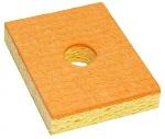 WELLER - T0052242099 - 2-ply sponge, 70 x 55 x 16 mm, WL33218