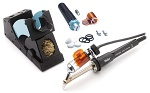 WELLER - T0051318399N - Desoldering iron set for horizontal working, with safety rest, WL18202