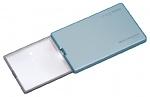 ESCHENBACH - 152122 - Scheckkartenlupe easyPOCKET, 4x, 16 dpt., blau, WL26669