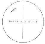 ESCHENBACH - 115201 - Precision measuring scale, 170 x 100 x 0.1 mm, WL26756