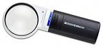 ESCHENBACH - 151141 - Taschenleuchtlupe mobilux® LED, asphär. 4x, 16 dpt., D=60 mm, WL26746