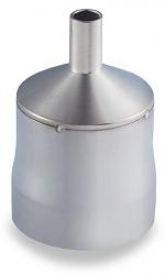 WELLER - T0058768743N - TNR 40 Hot air round nozzle, D: 4 mm, for WTHA 1, WL43537