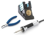 WELLER - T0051320599N - Desoldering iron set for vertical working, with safety rest, WL28652