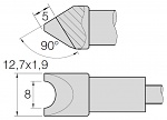 JBC - C470037 - Soldering tip for cables and connectors, D 8 mm, WL27494