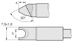 JBC - C470030 - Soldering tip cylindrical, D 5 mm, WL26694