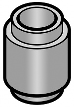 """ZEISS - 000000-1069-415 - Video adapter 60 C 1/2"""", WL25677"""