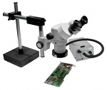 4H JENA - OI 300.03.XXX.44UBK - Inspektionsgerät MICRO-500 44U.B/K, mit Universalstativ, WL22427