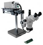 4H JENA - OI 300.03.XXX.44TK - Inspektionsgerät MICRO-500 44T/K, mit Schwenkarmstativ, WL19149