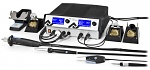 ERSA - 0ICV4000AICXV - 4 channel soldering and hot air station with vacuum, i-TOOL, CHIP-TOOLvario, X-TOOLvario & AIR-TOOL, WL36587