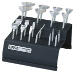 ERSA - 0SMD8012 - Tip set with SH03, for holding 12 tips, WL12380