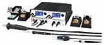 ERSA - 0ICV4000AICX - 4 channel soldering and hot air station with vacuum, i-TOOL, CHIP-TOOLvario, X-TOOLvario & AIR-TOOL, WL27719