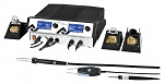 ERSA - 0ICV4000AIC - 4 channel soldering and hot air station with vacuum, i-Tool 150 W, Chip-Toolvario 2x40 W & Air-Tool 200 W, WL27718