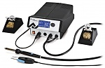 ERSA - 0ICV2000AC - 2 channel soldering and hot air station, with CHIP-Tool vario 2x40 W, WL27714