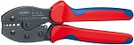 KNIPEX - 97 52 30 - PreciForce® crimping tool burnished 220 mm, WL33538
