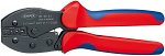 KNIPEX - 97 52 34 - PreciForce® crimping tool burnished 220 mm, WL33539