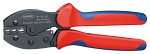 KNIPEX - 97 52 36 - PreciForce® crimping tool burnished 220 mm, WL27703