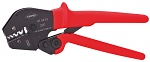 KNIPEX - 97 52 13 - Crimping pliers also for two-hand operation burnished 250 mm, WL27698